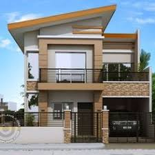 Second Floor House Design by House Elevation Flat Roof Real Estate House