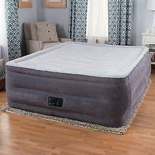 Aerobed Queen Raised Bed With Headboard by Aerobed Elevated Headboard Twin Airbed Mattress 18 Height Built In