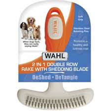 Horse Coat Shedding Tool by Wahl Slicker Brush Shedding Tool Horse Grooming Petsupplies4less