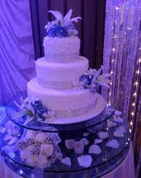 Cake Trends Bling Wedding Cakes with Crystals