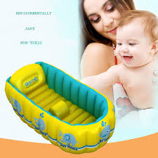 Inflatable Bathtub For Babies by Baby Bath Tub China Popular Baby Bathtub Ring Buy Cheap Baby