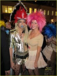 Heidi Klum Halloween by Heidi Klum Halloween Party With Ke Ha Photo 2491940 Brooklyn