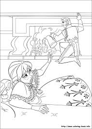 Homey Ideas Coloring Pages From Frozen 19 On