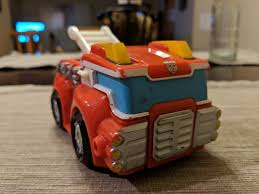 2010 Playskool Heatwave Fire Bot TRANSFORMERS Rescue Bots 1st Series ...