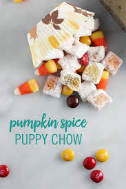 Pumpkin Spice Chex Mix With Candy Corn by Pumpkin Spice Muddy Buddies Babble
