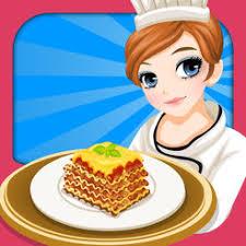 jeux de cuisine lasagne tessa s cooking lasagne apprendre à faire vos recette dans ce