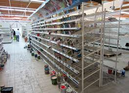 Negopro Rayonnage Stockage D Occasion Nego Pro Références Magasins De Bricolage Rayonnage Stockage Occasion