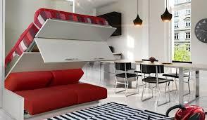 lit avec canapé lit escamotable avec canape integre ikea recherche