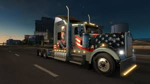 American Truck Simulator's 1:20 Scale Update Brings More Than Just ... Euro Truck Simulator 2 Free Download Ocean Of Games American In Stage 4 Motion Sim Inside Racing Scs Softwares Blog Update 131 Open Beta Review Polygon Gamerislt Going East Maps For Download New Ats Maps Pro Apk Android Apps Medium Review Mash Your Motor With Pcworld Usa Offroad Alaska Map Youtube Flawed But Popular Simulators Americaneuro Pc Amazoncouk Video