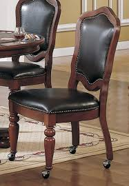 CR-87148 | Caster Chair | Sunset Trading