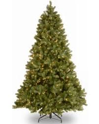 Christmas Tree 75 Ft by Huge Deal On 7 5 Ft Feel Real Downswept Douglas Fir Hinged Led