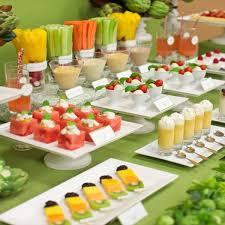 Image Of Beach Wedding Reception Food Ideas