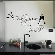 sticker citation cuisine 26 best galerie sticker citations cuisine kitchen quotes wall