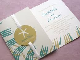 Beach Wedding Invitation Cards Is Most Katadifat Ideas You Could Choose For Sample 4