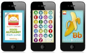 Free First Alphabet Flash Cards iPhone App