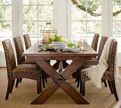 Pottery Barn Seagrass Club Chair by Best 25 Pottery Barn Table Ideas On Pinterest Pottery Barn