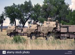 100 Used Truck Batteries High Mobility Artillery Rocket System Launchers Assigned To A And B
