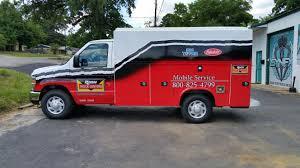 Rush Truck Centers - Cutaway Van Wrap - Gator Wraps