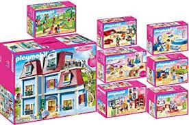 playmobil dollhouse 8er set 70205 70206 70207 70208 70209