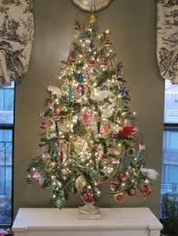 Love LOVE This Tree AND I Have More Than Enough Vintage Ornaments And Small Christmas
