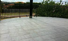 cost of a professional outdoor tiling service