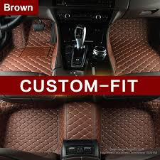 Bmw X5 Carpet Floor Mats by Customized Full Cover Car Floor Mats Specially For Audi A3 S3