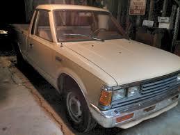 100 Nissan Mini Truck 86 720 Pickup Mini Truck Original Classic Survivor
