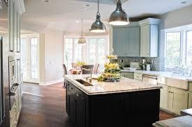 rustic kitchen vintage inspireditchen lighting island fixtures
