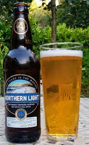 Northern Light from the Orkney Brewery Light tasting and