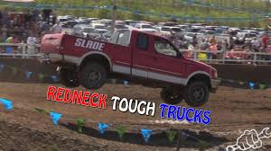 REDNECK TOUGH TRUCK RACING DAMM PARK SPRING SLING 2018 - YouTube