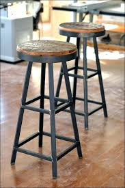 Fascinating Bar Stools 24 Inch Seat Height Design Interesting Pertaining To Plans 19 Home Dining Room