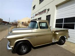100 1955 Chevy Truck Restoration Chevrolet 3100 For Sale ClassicCarscom CC646778