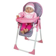 Baby Ellie & Friends Highchair 261859 - £15.00 - Hamleys For Toys And Games Star Bright Doll High Chair Wooden Dollhouse Kitchen Fniture 796520353077 Ebay Childcare The Pod Universal Dolls House Miniature Accessory Room Best High Chairs For Your Baby And Older Kids Highchair With Tray Antilop Silvercolour White Set Of Pink White Rocking Cradle Cot Bed Matching Feeding Toy Waldorf Toys Natural Twin Twin Chair Oueat Duo Guangzhou Hongda Craft Co Ltd Diy Mini Kit Melissa Doug 9382