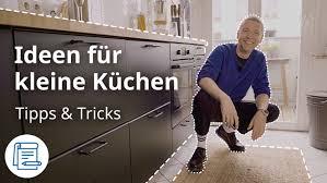 kleine küche einrichten ideen ikea deutschland