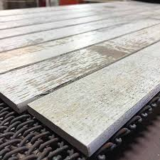 bullnose for every distressed wood look tile american bullnose