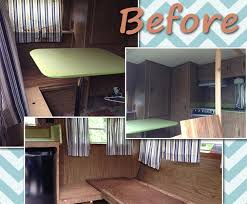 Glamping Glamper Camper Makeover Eco Teen Rv Renovation