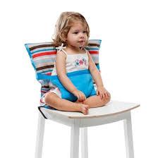chaise bébé nomade chaise nomade de baby to adbb autour de bébé