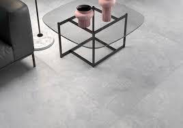 fliese betonoptik hellgrau grau rektifiziert 75x75cm carnaby gris