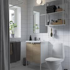 enhet tvällen badezimmer set 11 tlg eichenachbildung