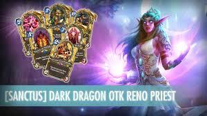 Prophet Velen Deck Ungoro by Sanctus Dark Dragon Reno Otk Priest Hearthstone Decks