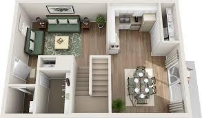 One Bedroom Apartments In Murfreesboro Tn by Three Bedroom Floor Plans Northfield Lodge Apartments