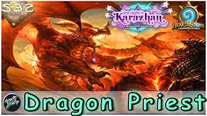 Dragon Priest Deck Hearthpwn by Hearthstone Bunnyhoppor U0027s Dragon Priest Deck Standard