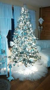 Small Tree Skirt Love The Tulle W Lights For Its Very Dressy Though And