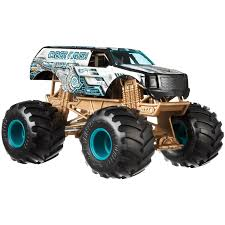 100 Monster Trucks Crashing Hot Wheels BashUps Cyber Crush The Entertainer