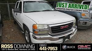 Used GMC Sierra For Sale In Hammond, Louisiana | Used Sierra Dealership