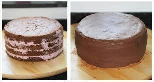 wie plane ich eine fondant torte genaues timing rezepte