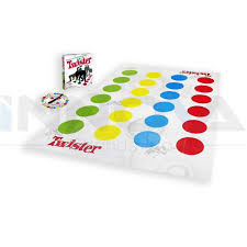 Twister Classic Complete Board Game
