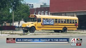 KC Bus Driver Company Posts Job Ad On Craigslist - YouTube A Retro Twinkie Truck Is Up For Sale On San Antonios Craigslist Retirement Rewards Tobby Dalsons 1959 Peterbilt 351 Premium Tractor Trailer Owner Operators Average 2400 Annually Drivejbhuntcom Company And Ipdent Contractor Job Search At Penford Truck Dump Hours Plus Tarp Motor Also Union Driving Jobs In Las Vegas Best Resource Perich Brothers Sister Big N Littles I Use Property Rental Wellrounded Investors Cashiers Check Scam How To Spot Avoid Wiyre Cherish Mof4cr8zies Twitter 200 59 Chevy 4 Speed Stepside Apache Cheap Craigslist Find