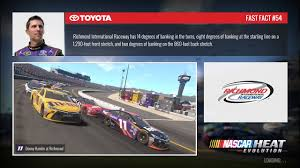 100 Game Truck Richmond Va Nascar Heat Evolution Race Setup YouTube