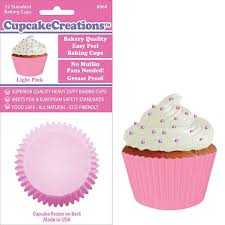 Standard Size Cupcake Cases